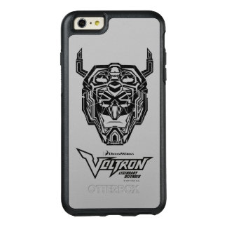 Voltron | Voltron Head Fractured Outline OtterBox iPhone 6/6s Plus Case