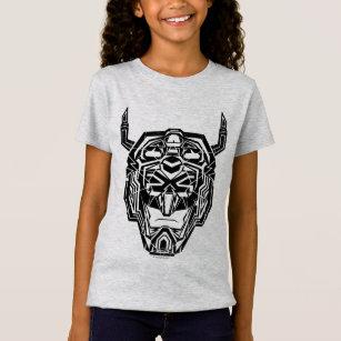 35a17ca7 Voltron   Voltron Head Fractured Outline T-Shirt