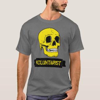 Voluntarist Society T-Shirt