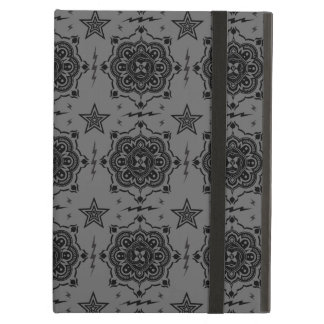 Voluntaryist Arabesque Pattern Case For iPad Air