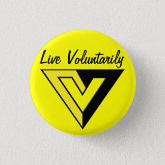 Voluntaryist Button