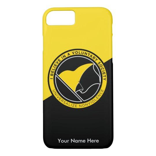 Voluntaryist iPhone 7 Case