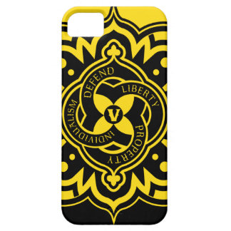 Voluntaryist iPhone Case