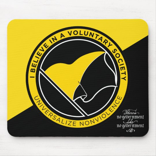 Voluntaryist Mousepads
