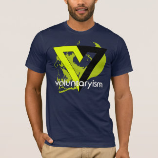 Voluntaryist Non-Aggression T-Shirt