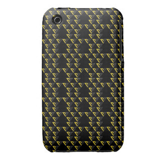 Voluntaryist Patterned Phone Case Case-Mate iPhone 3 Case