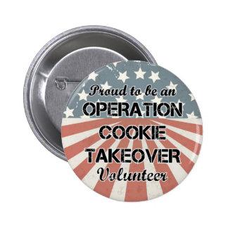 Volunteer Button Regular