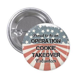 Volunteer Button Small