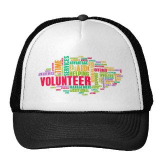 Volunteer Mesh Hats