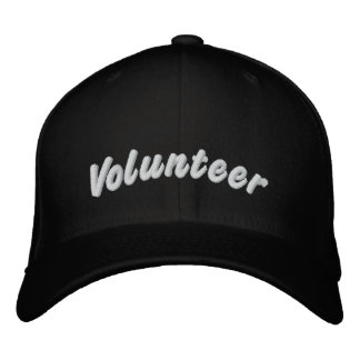 Volunteer Embroidered Hat