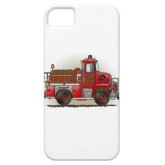 Volunteer Fire Truck iPhone 5 Case