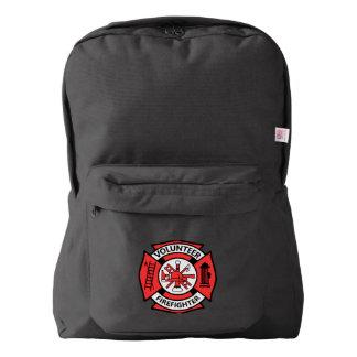 Volunteer Firefighter Backpack