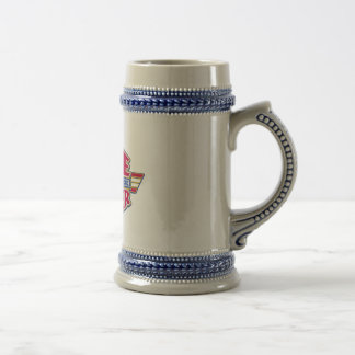 Volunteer Firefighter Beer Stein
