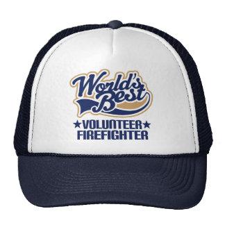 Volunteer Firefighter Gift Cap