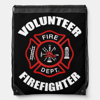 Volunteer Firefighter Backpack