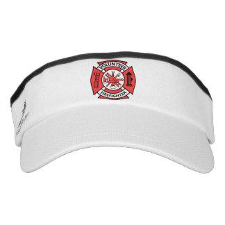 Volunteer Firefighter Visor