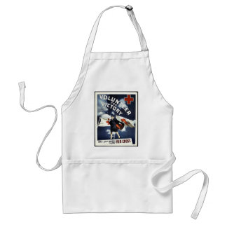 Volunteer For Victory Apron