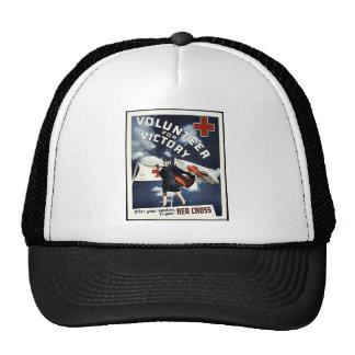 Volunteer For Victory Hats