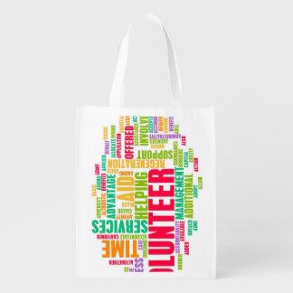 Volunteer Reusable Grocery Bag