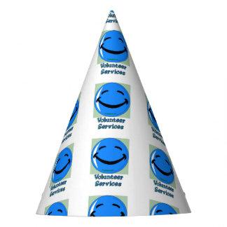 Volunteer Services Party Hat