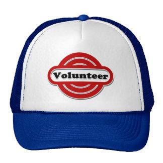 Volunteer Tshirts, Volunteer Buttons and more Trucker Hat