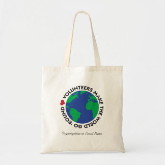 Volunteers make the world go 'round with Earth