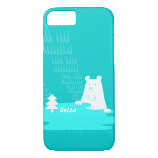 Vom Wald of Bär of der of main ku ma of lake and iPhone 7 Case