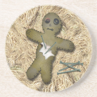 Voo Doo Doll - Interactive (Move the Pins) Beverage Coasters