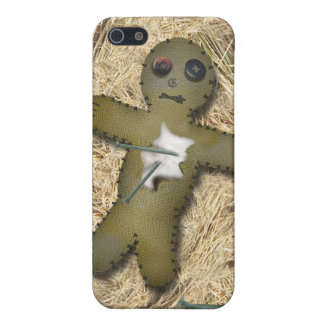 Voo Doo Doll - Interactive Move the Pins iPhone 5 Case