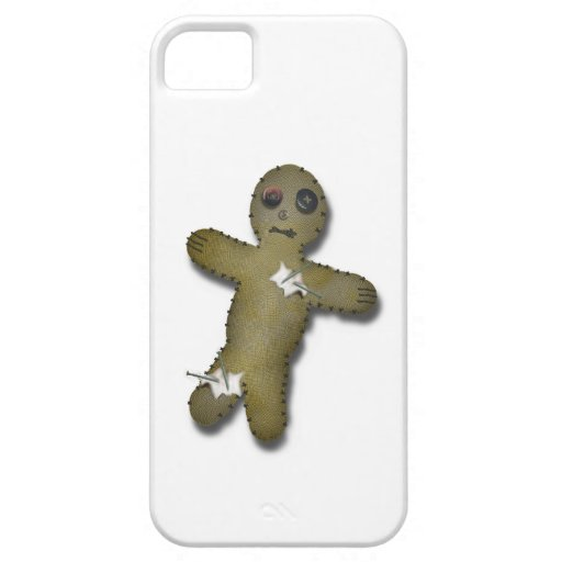 Voo Doo Doll (Pre-stuck with pins) iPhone 5 Covers