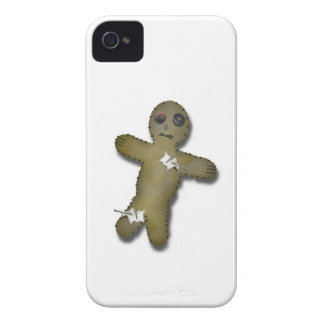 Voo Doo Doll (Pre-stuck with pins) iPhone 4 Cases