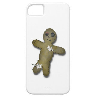 Voo Doo Doll Pre-stuck with pins iPhone 5 Covers