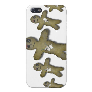 Voo Doo Doll Row iPhone 5 Covers