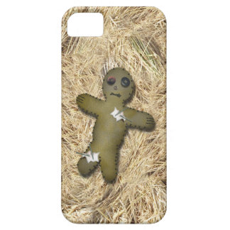 Voo Doo Doll w Pins on Straw iPhone 5 Cases