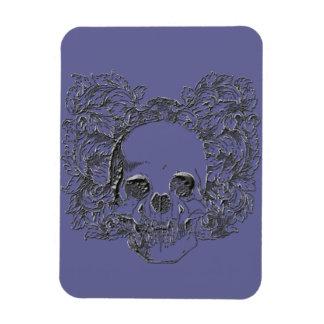 Voodoo Art Rectangular Photo Magnet