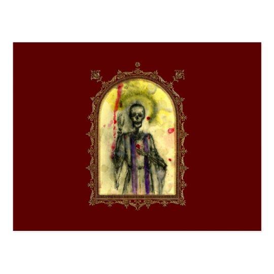 VooDoo Blues Bishop Postcard
