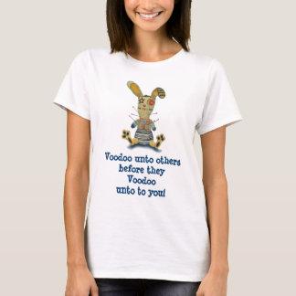 Voodoo Bunny T Shirt