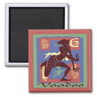 Voodoo Dancer After Matisse Magnets