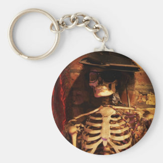 Voodoo. Do You? Basic Round Button Key Ring