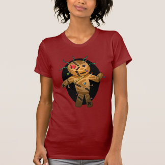 Voodoo Doll Ladies T-Shirt
