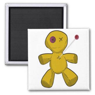Voodoo Doll Fridge Magnets