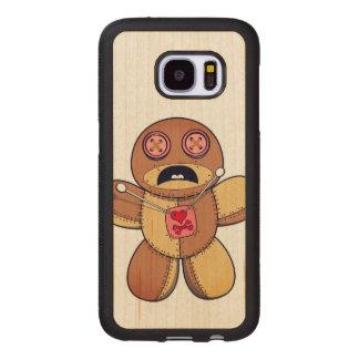 Voodoo Doll Wood Samsung Galaxy S7 Case