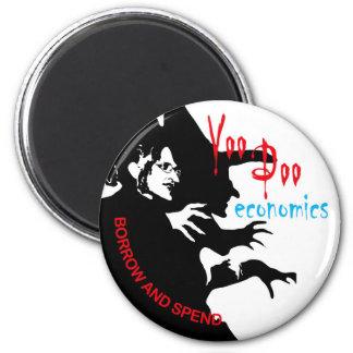 Voodoo Economics Magnet