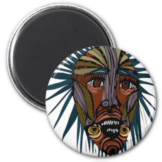 Voodoo Face Magnets