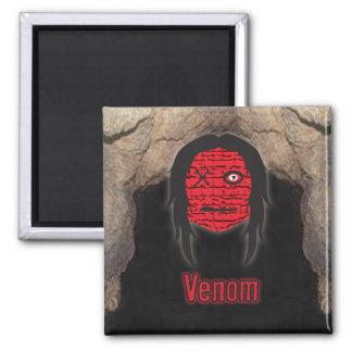 Voodoo Heads Cave Magnet