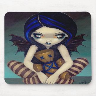 """""""Voodoo in Blue"""" Mousepad"""