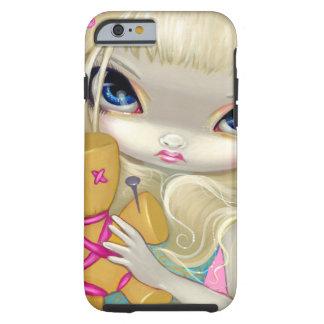 """""""Voodoo in Pink"""" iPhone 6 case"""