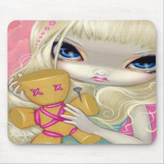 """""""Voodoo in Pink"""" Mousepad"""