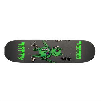VooDoo Kitty SkateBoard! Skateboard