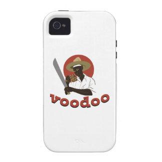 Voodoo Machete Priest Case-Mate iPhone 4 Case